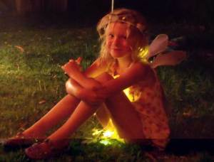 Earth carer fairy