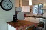 Four on Whatley compact kitchen