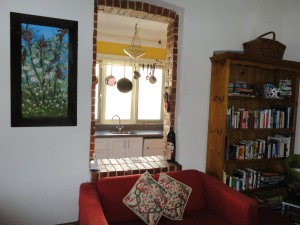 Artists' Residence Lounge