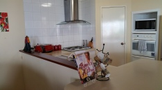 Kitchen at Salter Point Country House