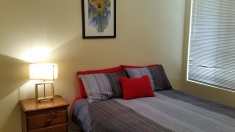 Third bedroom at Salter Point Country House