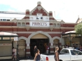 Visit the famous Fremantle Markets