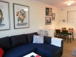 Three on Whatley open plan living